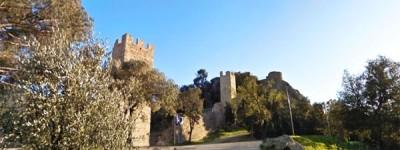 Chateau de Hyères