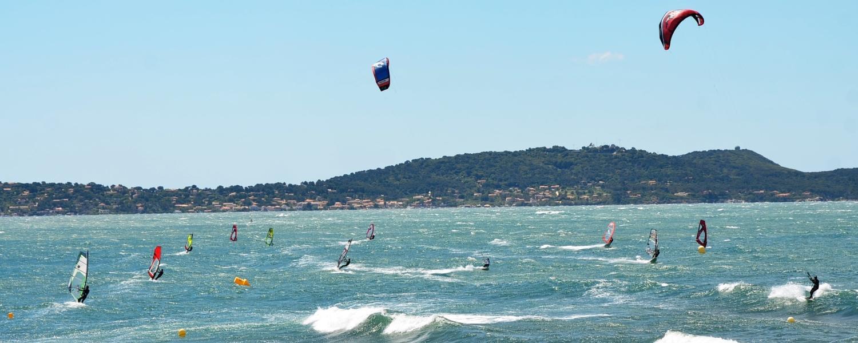 cours kitesurf almanarre